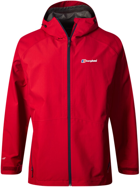 Berghaus PACLITE 2.0 Shell Jacket Men Haute Red
